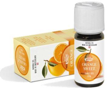 Эфирное масло Апельсин сладкий