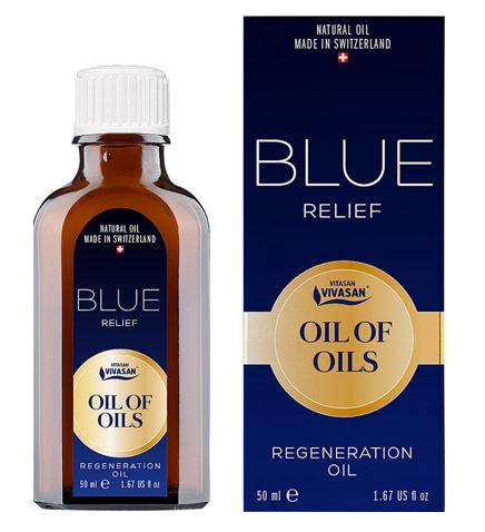 Композиция Blue Relief