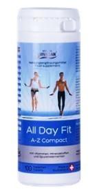 Витамины A-Z компакт Бодрость на весь день