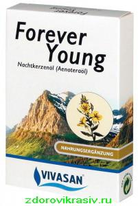Масло энотеры - Молодость навсегда