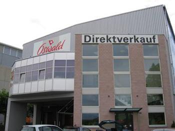 OSWALD Nahrungsmittel GmbH, Switzerland (Освальд, Швейцария)