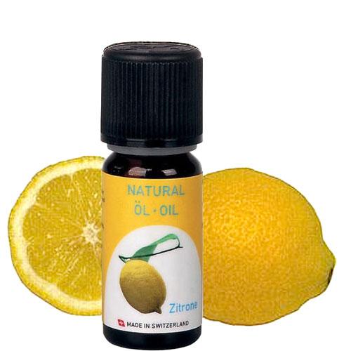 Аромамасла: лимон