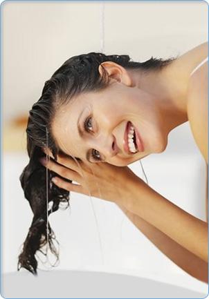 Лечебный шампунь от выпадения волос