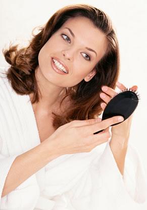Лечение облысения и выпадение волос