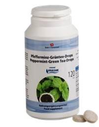 Зеленый чай с перечной мятой